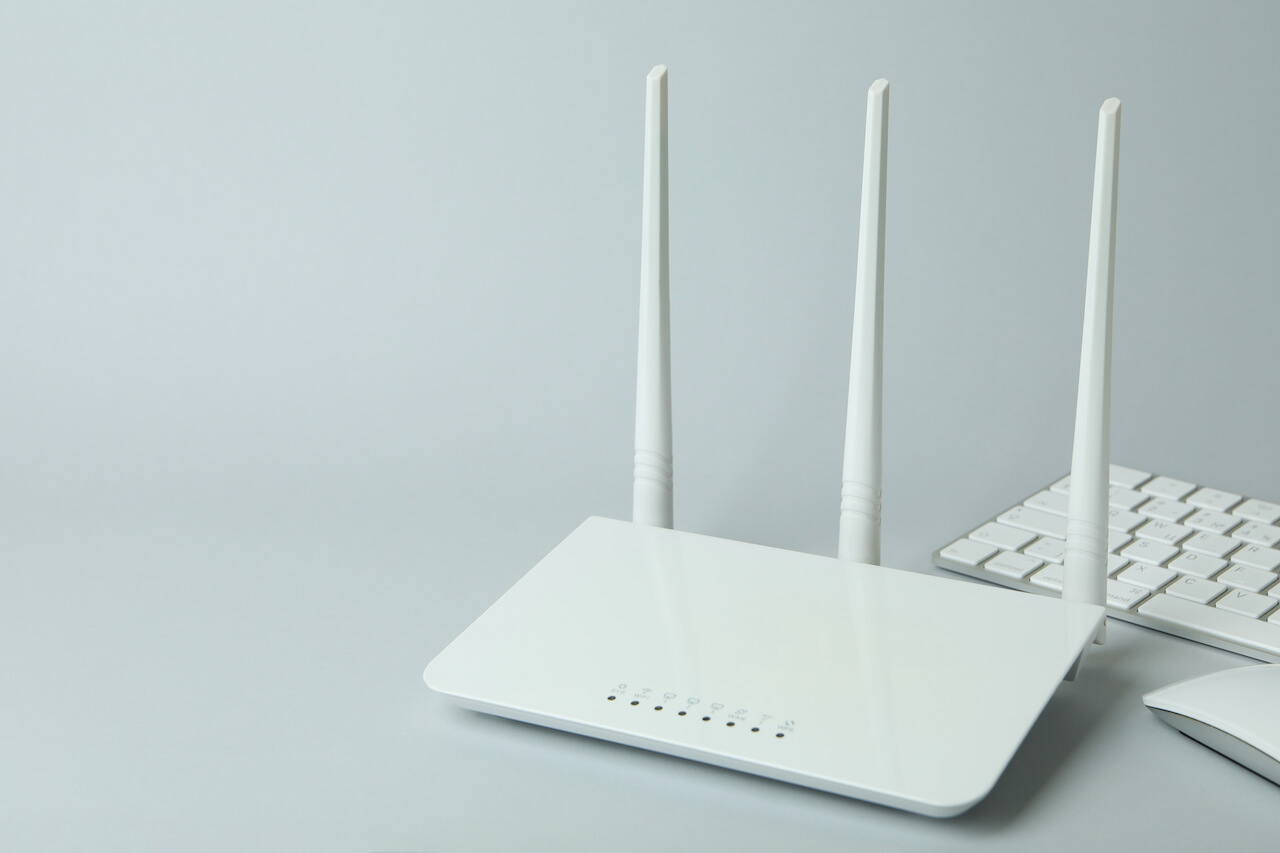mesh router test